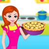 لعبة طبخ  فطيرة التوت