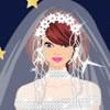 لعبة فستان العروسة