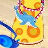 لعبة تصميم صندل البحر