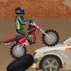 لعبة الدراجات الخطيرة 3