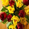 لعبة بازل صور الزهور