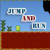 لعبة القفز و الجري