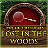 اختلاف الصور ضاع في الغابة