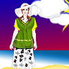 تلبيس ملابس الصيف