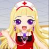 لعبة تلبيس الممرضة