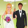 لعبة حفل زفاف في الربيع