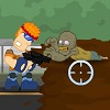 لعبة قتل الزومبي