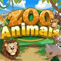 لعبة بازل حيوانات الحديقة